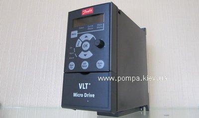 Danfoss Micro Drive FC-051 0,75