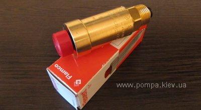 Воздухоотводчик состоит из корпуса, отсекающего клапана с резьбовым соединением 1/2.  Отсекающий клапан нужен для того, чтобы быстро заменить воздухоотводчик, если вдруг с ним что-то случилось. То есть, мы начинаем откручивать воздухоотводчик, под действием  пружины клапан поднимается вверх, отсекая утечку теплоносителя из системы отопления.