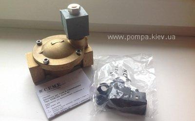 """CEME 8514 NC 1/2"""" Электромагнитный клапан"""