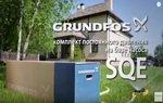 Комплект для водоснабжения с насосом SQE (Grundfos)